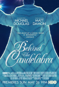 Behind the Candelabra Poster 1