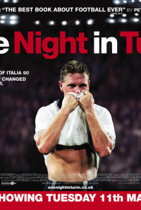 One Night in Turin Poster 1
