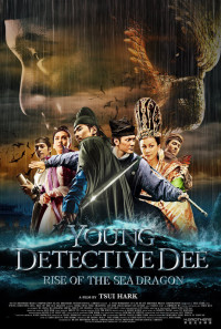 Young Detective Dee: Rise of the Sea Dragon Poster 1
