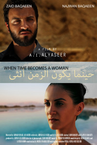When Time Becomes a Woman Poster 1