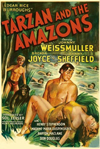 Tarzan and the Amazons Poster 1