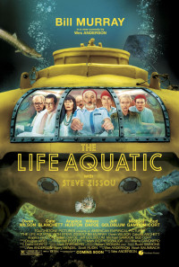 The Life Aquatic with Steve Zissou Poster 1