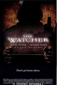 The Watcher Poster 1