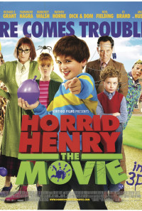 Horrid Henry: The Movie Poster 1
