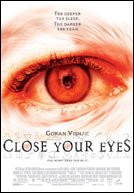 Close Your Eyes Poster 1