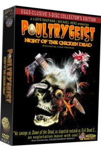 Poultrygeist: Night of the Chicken Dead Poster 1