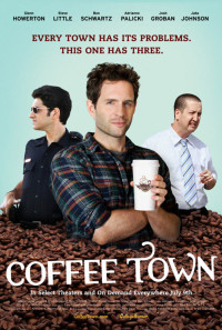 Coffee Town Poster 1