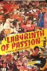 Labyrinth of Passion Poster 1