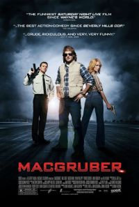 MacGruber Poster 1