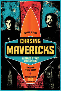 Chasing Mavericks Poster 1