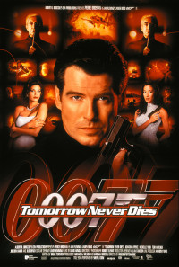 Tomorrow Never Dies Poster 1