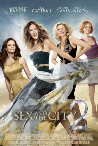 Sex and the City 2 Poster 1