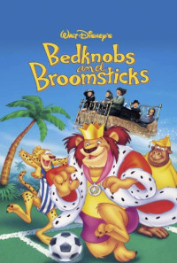 Bedknobs and Broomsticks Poster 1