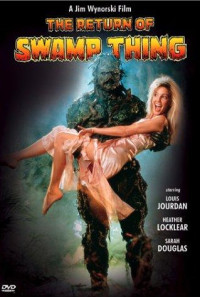 The Return of Swamp Thing Poster 1