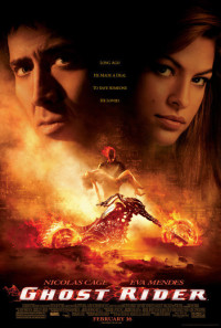 Ghost Rider Poster 1