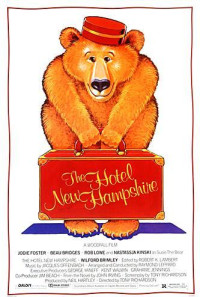 The Hotel New Hampshire Poster 1