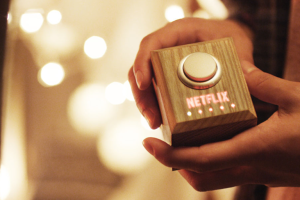 Netflix and Chill Button Now a Reality