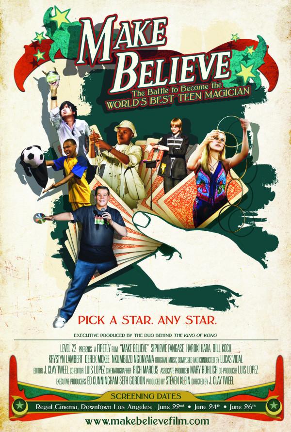 Watch Make Believe on Netflix Today! | NetflixMovies com