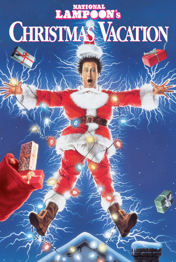 christmas vacation poster 1 - Watch National Lampoons Christmas Vacation Online Free