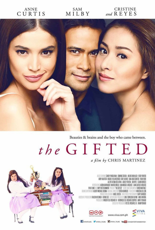 The Gifted Poster 1