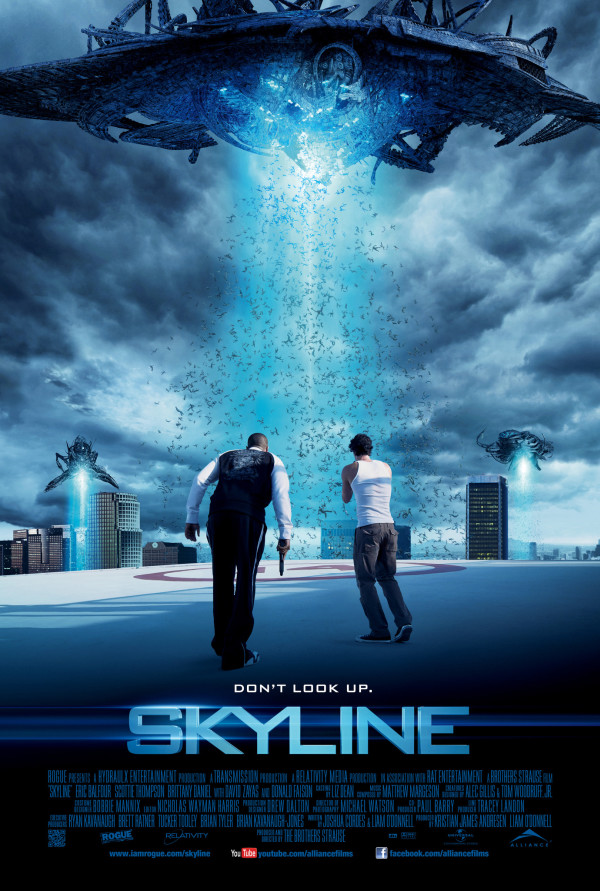 Skylines Netflix Cast