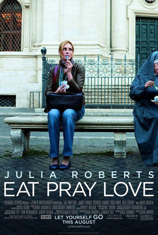 Eat Pray Love Netflix
