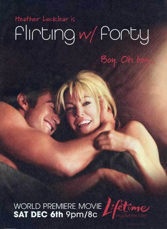 flirting with forty film streaming francais english dub