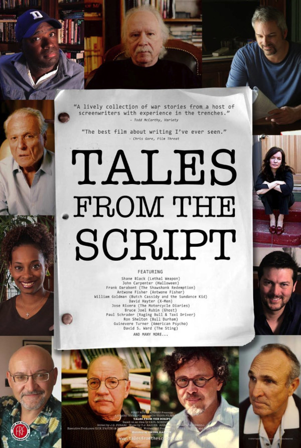 Watch Tales from the Script on Netflix Today