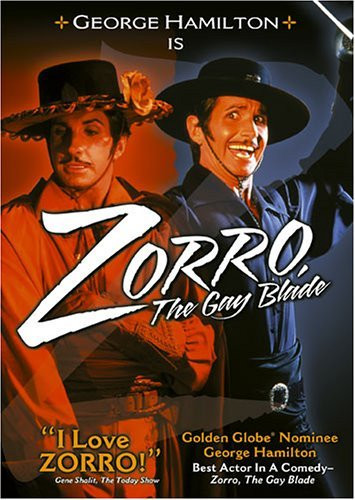 Image result for zorro the gay blade 1981