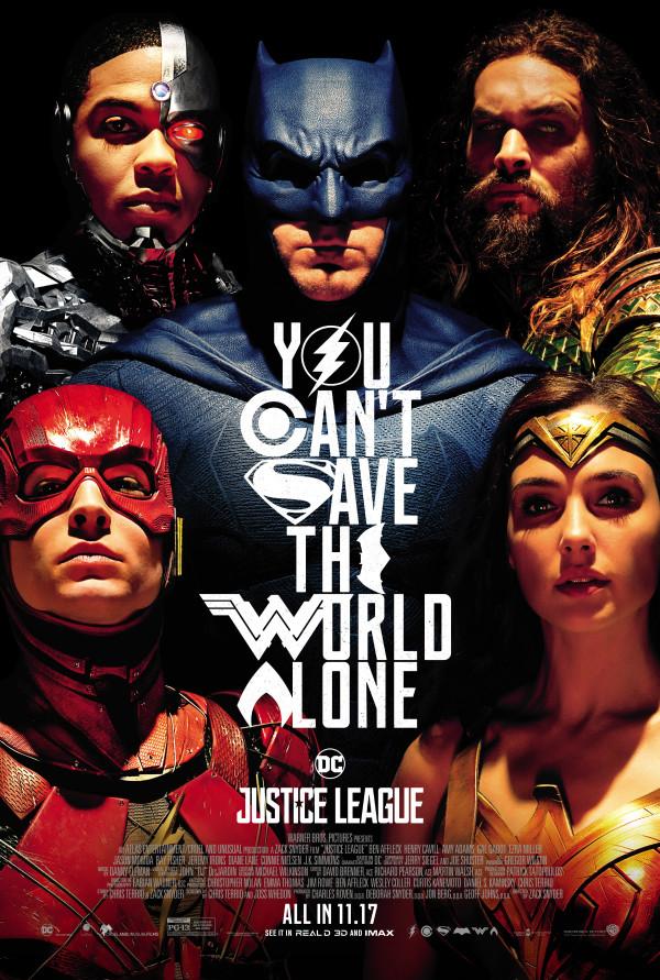 Watch Justice League on Netflix Today! | NetflixMovies.com