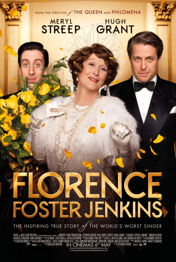 Watch Florence Foster Jenkins on Netflix Today