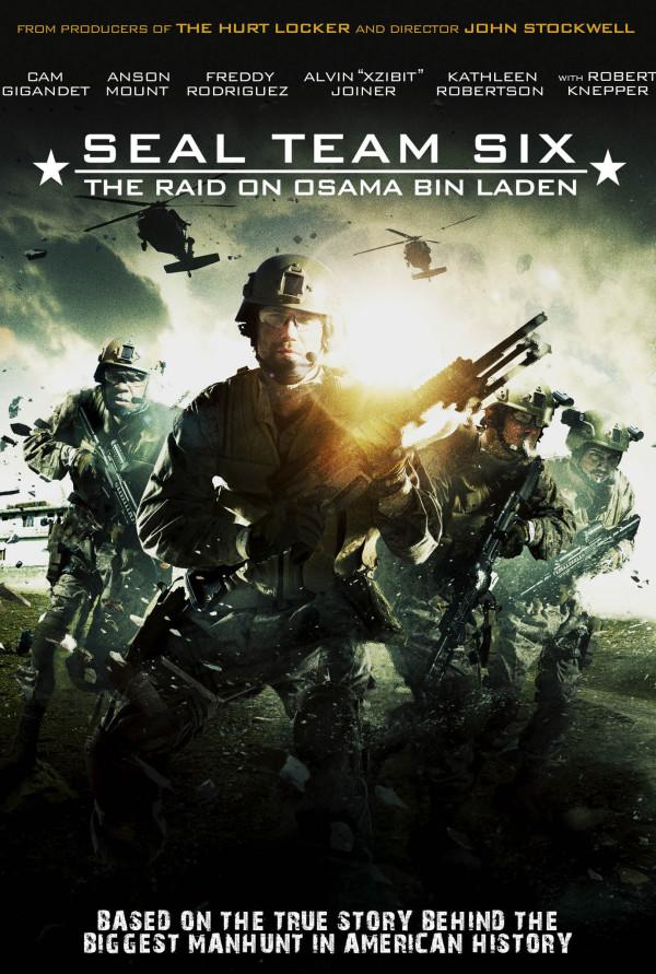 Watch Seal Team Six: The Raid on Osama Bin Laden on Netflix Today