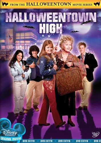 halloweentown high poster 1